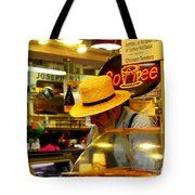 Farmer's Market At Reading Terminal Tote Bag