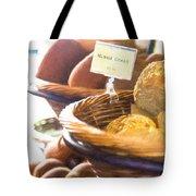 Farmer's Market Fresh Bread Tote Bag