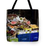Farmers Market Segovia Tote Bag