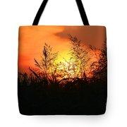 Farmer's Sunrise Tote Bag
