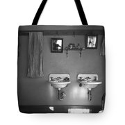 Farmhouse Washroom, 1936 Tote Bag