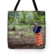 Farmlady Tote Bag