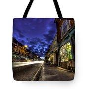 Farnham West St By Night Tote Bag