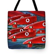 Farrari Nose Cones Tote Bag