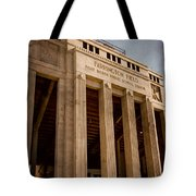 Farrington Field Facade Tote Bag