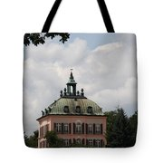 Fasanen Schloesschen Germany    Pheasant Palace  Tote Bag