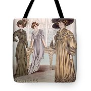 Fashion Advert For Eloy Mignot Tote Bag