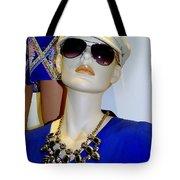 Fashion Cap Tote Bag