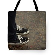 Fashion Meets Nature Tote Bag