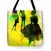 Fashion Models 2 Tote Bag