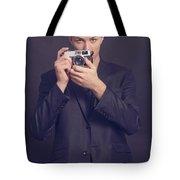 Fashion Photographer Tote Bag