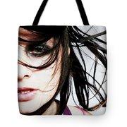 Fashion Shot Tote Bag