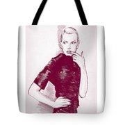 Fashion Sketch 96 Tote Bag
