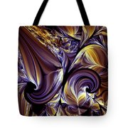 Fashion Statement Abstract Tote Bag