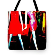Fashion Statement Tote Bag