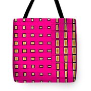 Fashionably Fuschia-s2 Tote Bag