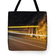 Fast Car Tote Bag