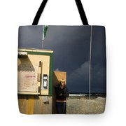 Fast Food - Doolin Ferry Tote Bag