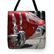 Fast Sports Cars Tote Bag