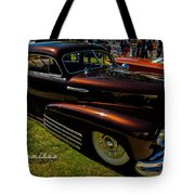 Fastback In Kandy Tote Bag