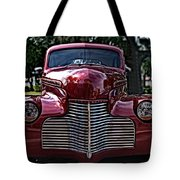 Fat Chevy Tote Bag