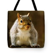 Fat 'n Sassy Smile Tote Bag