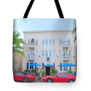 Fat Tuesdays Tote Bag