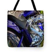Fatboy Chrome Tote Bag