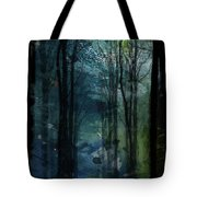 Father Frost Is Coming Tote Bag