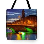 Father Matthew Bridge Tote Bag