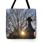 Father Son And The Holy Spirit Tote Bag