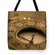 Father Time Tote Bag
