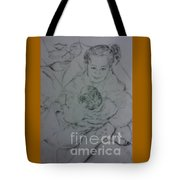 Father's Loves  Tote Bag
