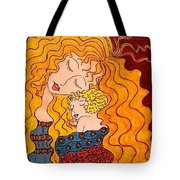 Father's View Tote Bag