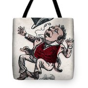 Fatty Fall Tote Bag