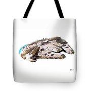 Millenium Falcon Tote Bag