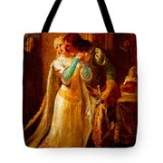 Faust And Gretchen Tote Bag