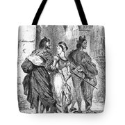 Faust: Mephistopheles 1828 Tote Bag