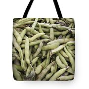 Fava Beans Tote Bag