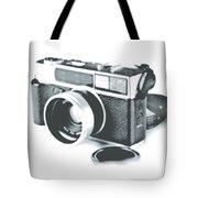 Favorite Camera Tote Bag by Robert Mollett