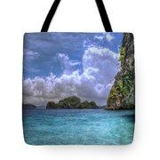 Favorite Color Blue Tote Bag