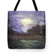 Favorite Fishing Spot In Brainerd Minnesota  Tote Bag
