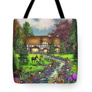 Fawn Haven Tote Bag