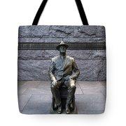 Fdr Memorial Tote Bag
