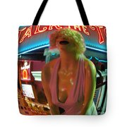 Fear And Loathing In My Vegas Tote Bag