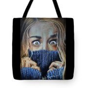 Eyes Tote Bag by Leida  Nogueira