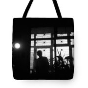 Fear Of The Dark Tote Bag