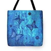 Fearless Butterflies 2011 Tote Bag