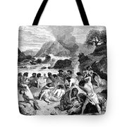 Feast During The Reindeer Epoch Tote Bag