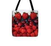 Feast Of Fruit Tote Bag